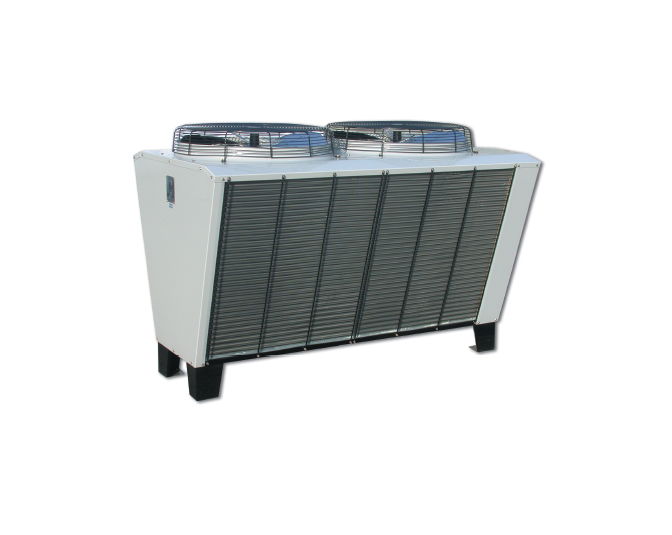 AVCL Air Cooled V Type Condenser