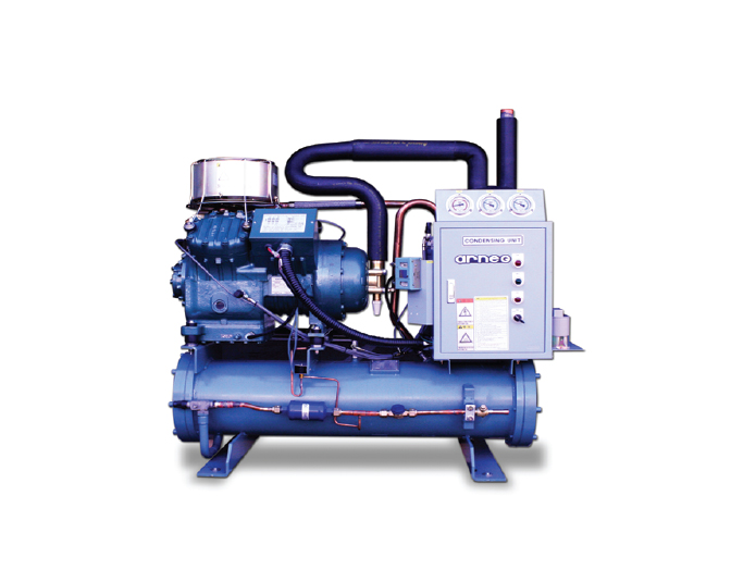 WCU Water Cooled Type Compressor Unit / Single