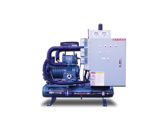 ACU Air Cooled Type Compressor Unit / Single