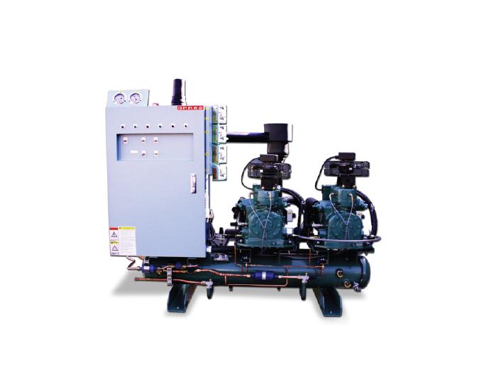 WCU Water Cooled Type Compressor Unit / Multi 2Bank